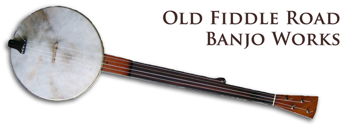 Home sitemap contact us - New Top 2 Old Fiddle Road Banjo Works